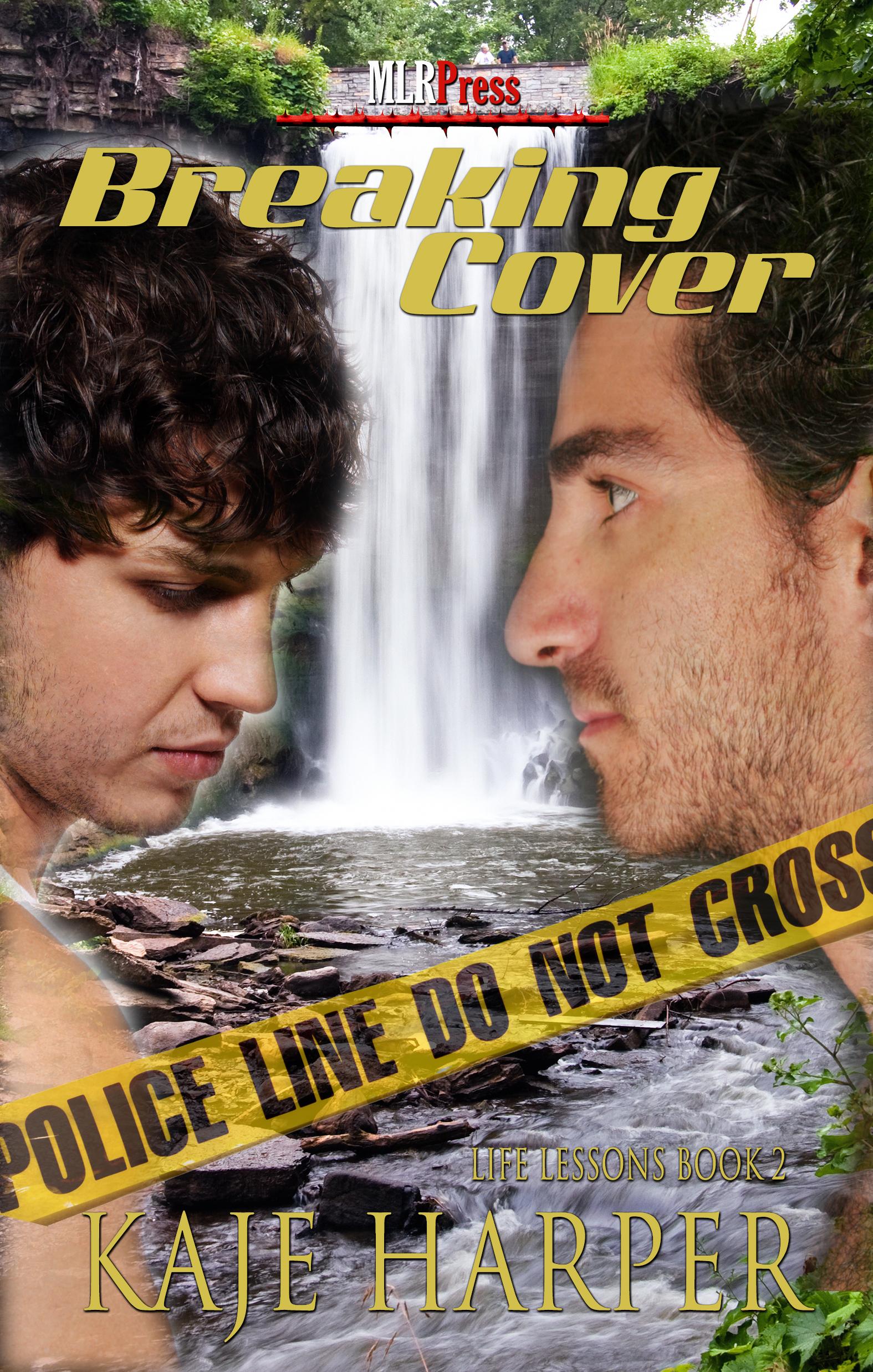 Breaking Cover by Kaje Harper