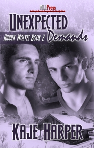 Unexpected Demands cover