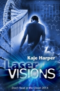 Laser Visions cover
