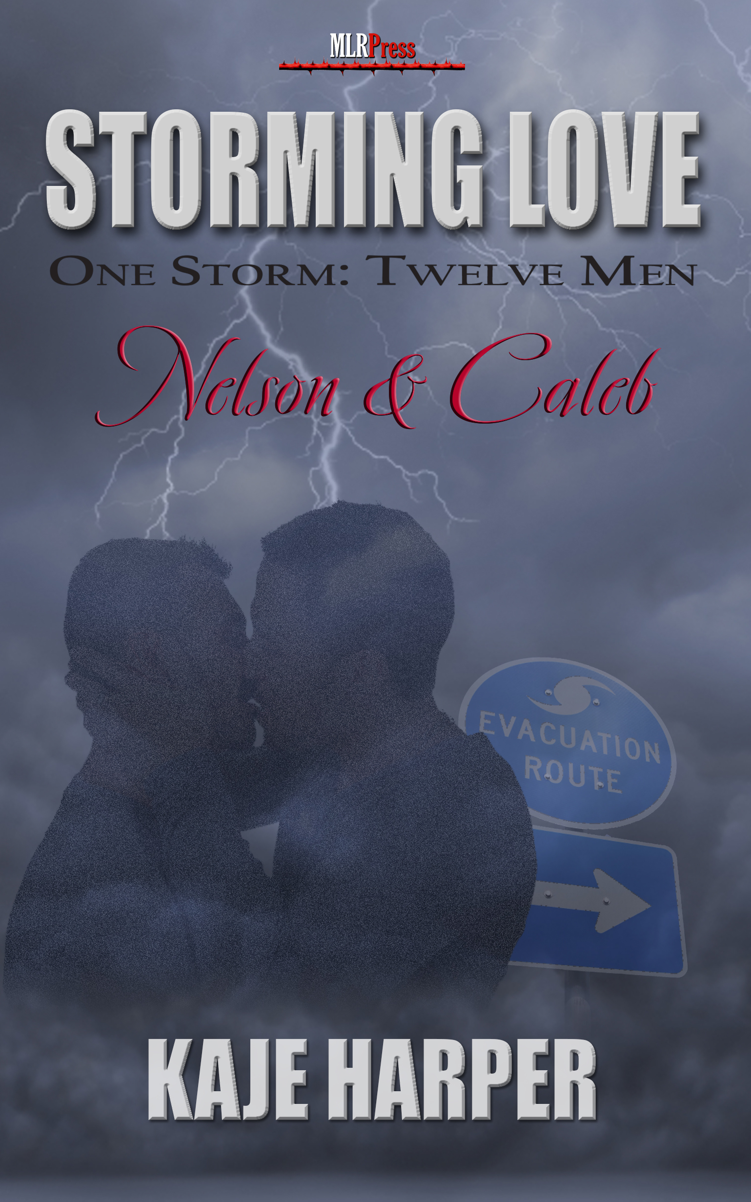 Nelson & Caleb cover